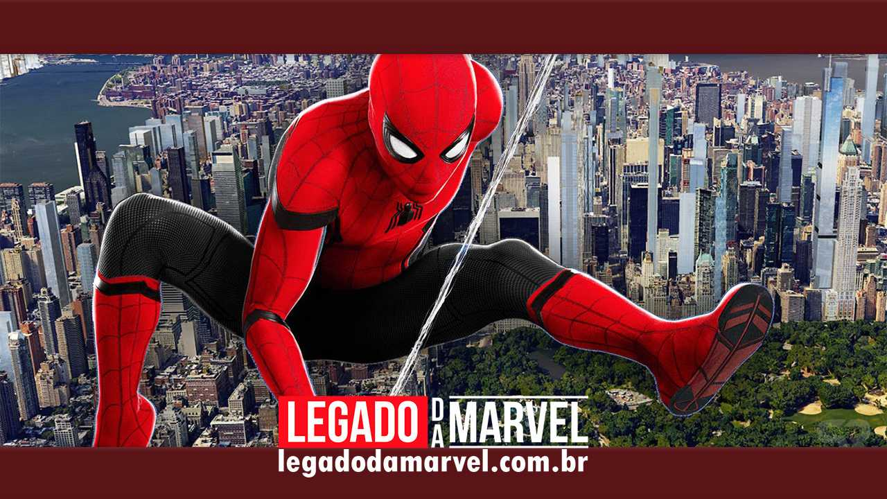 Tristeza: trailer de Homem-Aranha: Longe de Casa NÃO será lançado nesta semana!