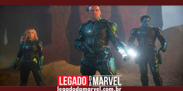 Marvel Brasil divulga novo comercial LEGENDADO de Capitã Marvel!