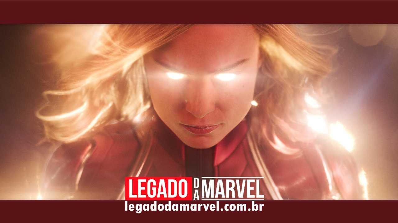 Imagem inédita de Capitã Marvel descreve todos os poderes da super-heroína!