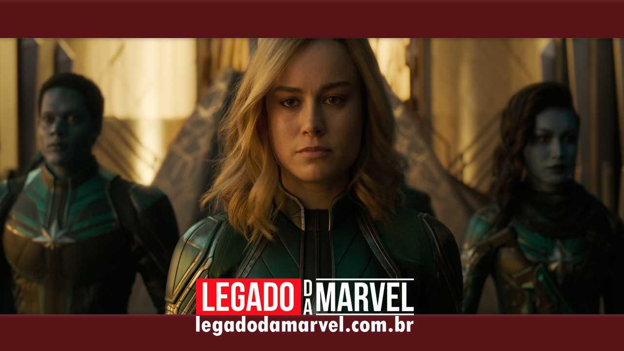 Imagem inédita de Capitã Marvel apresenta toda a equipe Starforce!