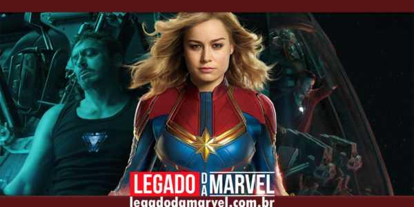 Capitã Marvel supera Vingadores: Ultimato na lista dos mais aguardados de 2019!