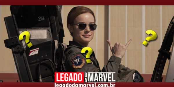 Trailer de Capitã Marvel contém EasterEgg que faz referência ao primeiro Vingadores!