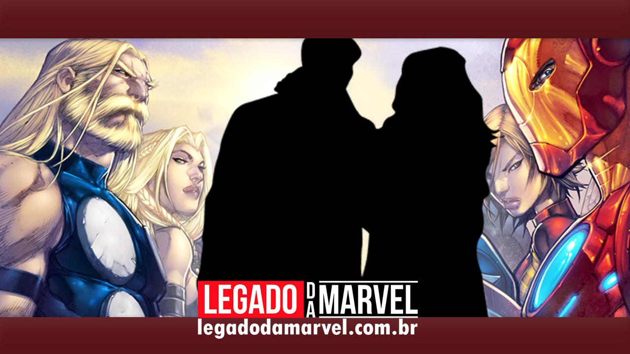 Confira o casal inusitado que se formou na nova edição da HQ dos Vingadores!