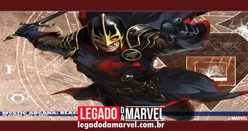 Cavaleiro Negro pode ser introduzido no MCU através do Reino Quântico!
