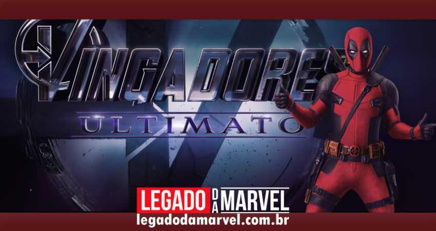 Vingadores: Ultimato foi vítima de zoeira feita por Deadpool!