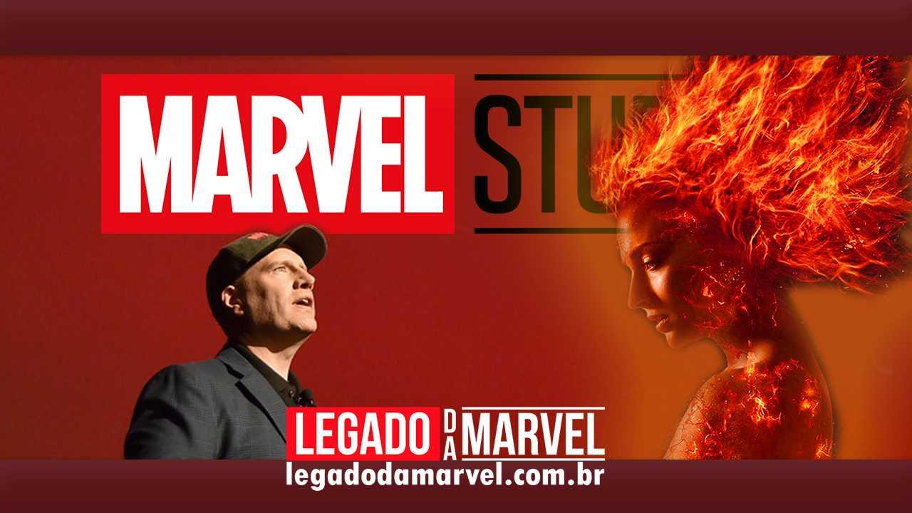 Presidente da Marvel Studios ajudou no roteiro de X-Men: Fênix Negra!