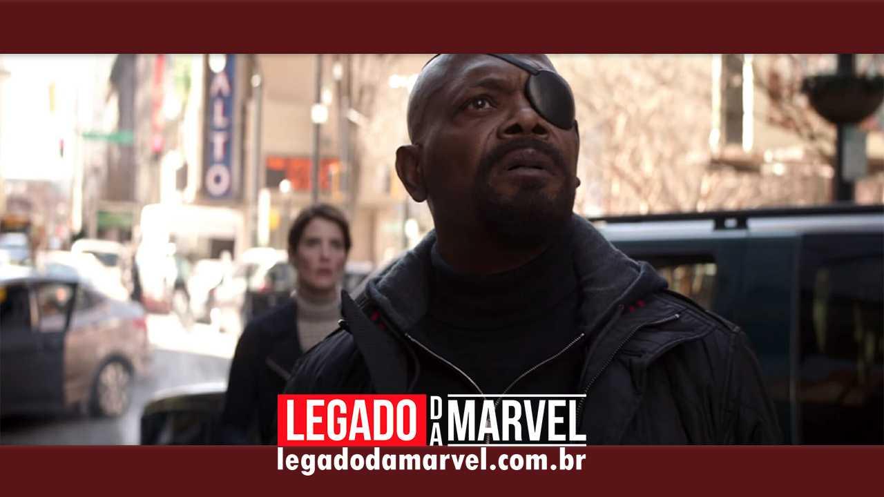 Com que o Nick Fury estava indo se encontrar em Guerra Infinita? Descubra agora!