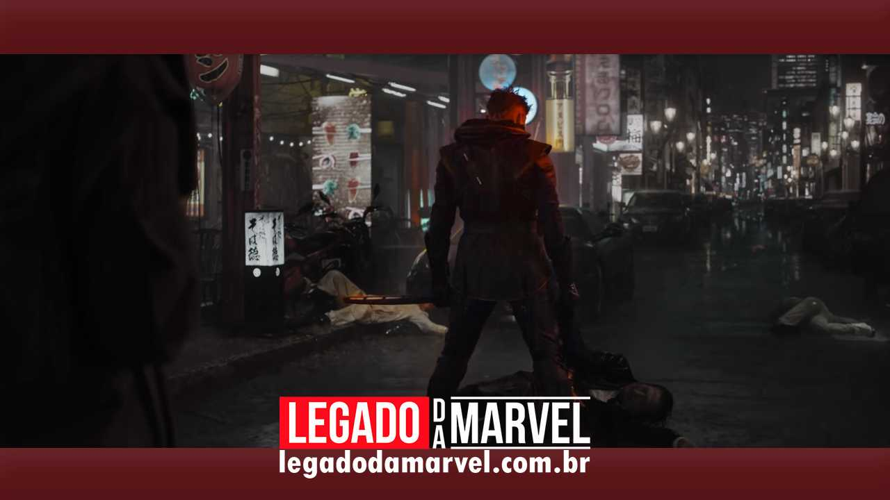 Por que o Gavião Arqueiro está pistola no primeiro trailer de Vingadores: Ultimato?