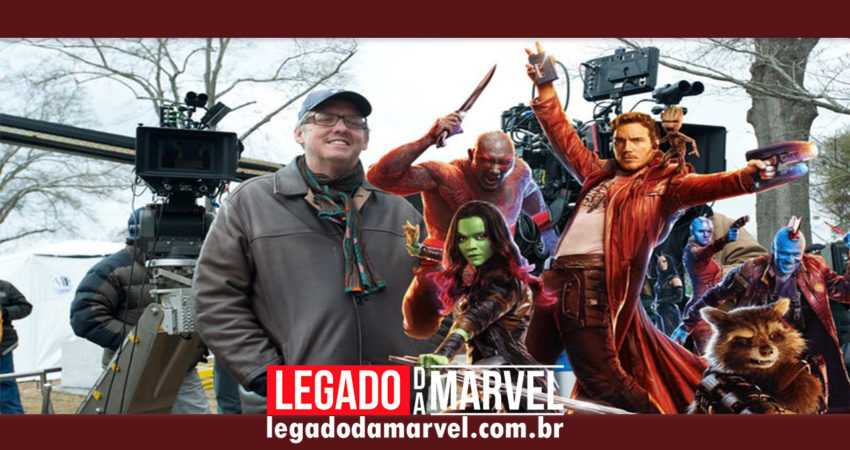 Diretor Adam Mckay revela reunião com a Marvel sobre dirigir Guardiões da Galáxia Vol. 3!
