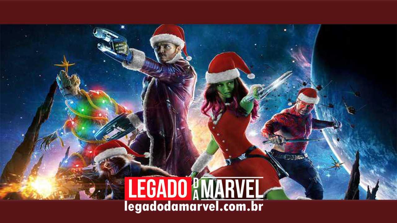 GROOT NATALINO: fã transforma o personagem de Guardiões da Galáxia em árvore de Natal!