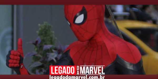 Homem-Aranha: Longe de Casa finalmente ganha sinopse oficial!