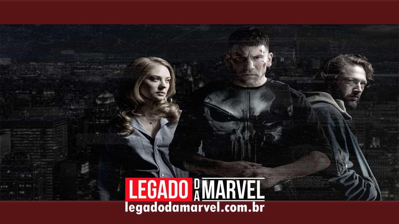 Segunda temporada de O Justiceiro ganha data de estreia!