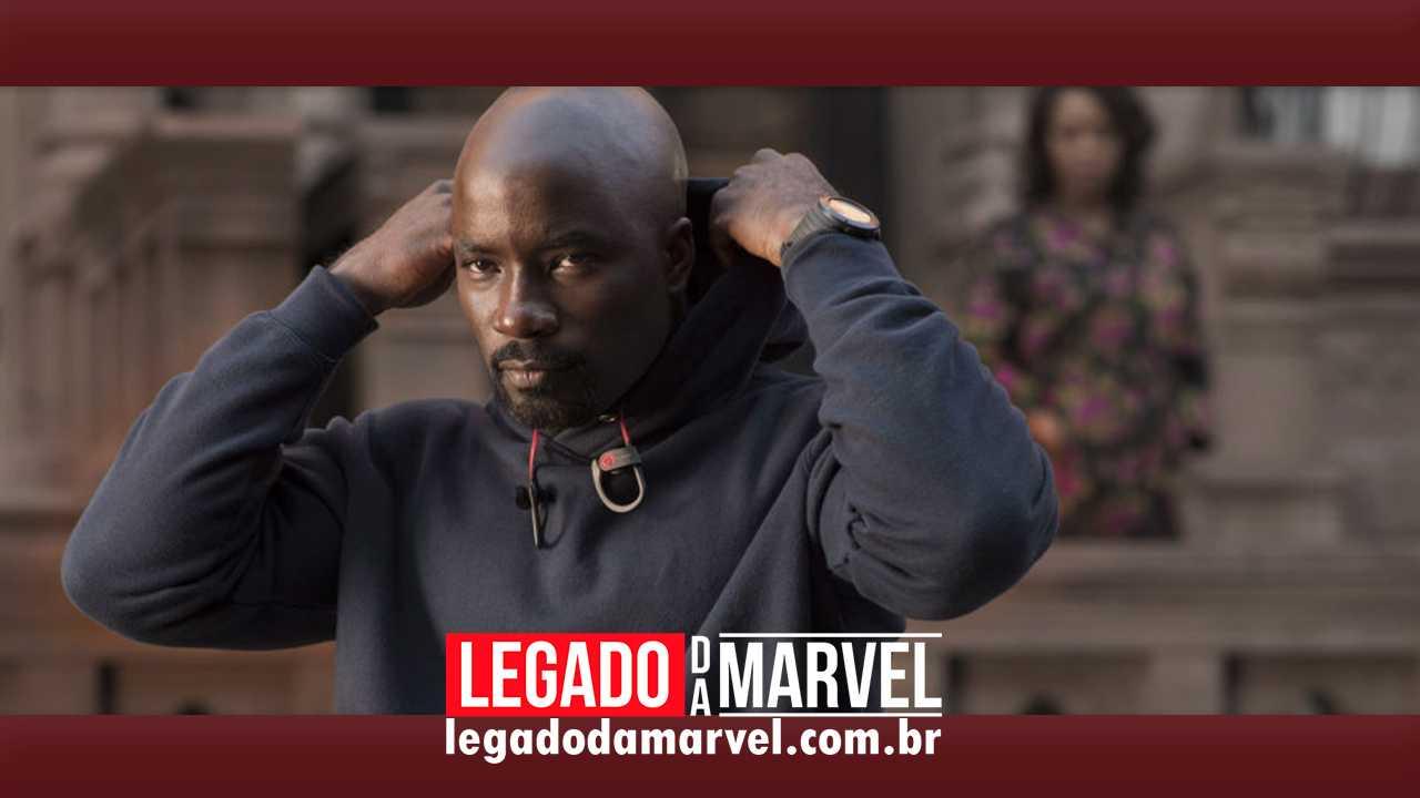 Comentário feito por ator pode indicar retorno de Luke Cage!