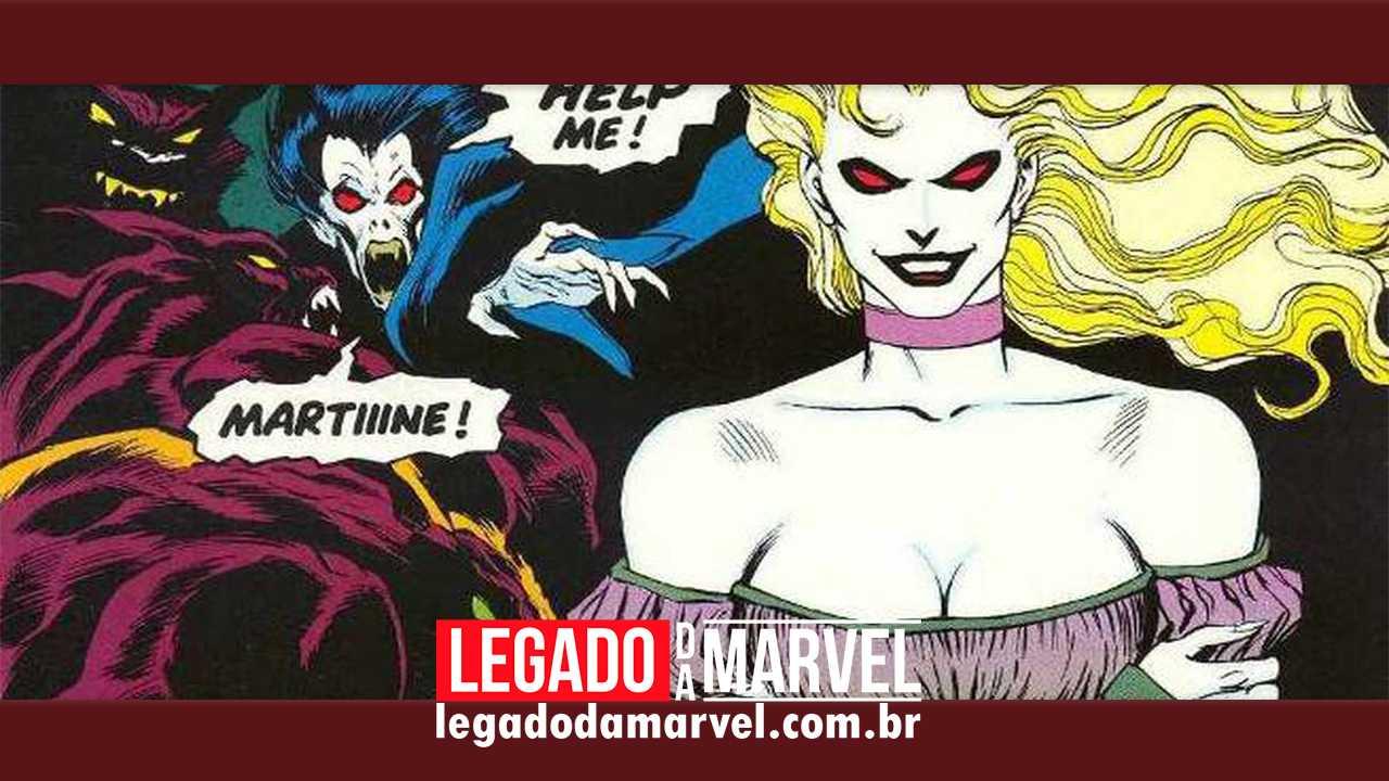 Escolhida atriz que interpretará a vampira Martine no filme do Morbius!