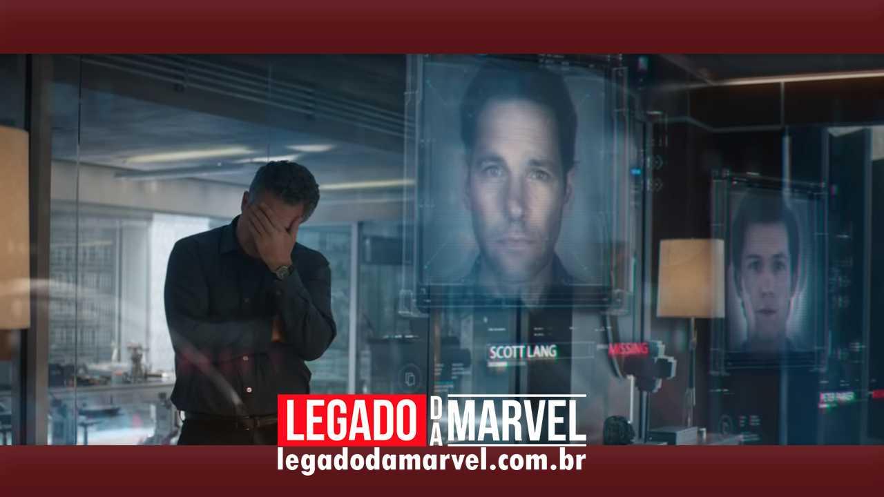 Spoiler ESCONDIDO no trailer de Vingadores revela personagem morta!