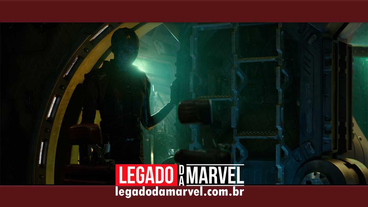 REVELADO com quem a Nebula está interagindo no trailer de Vingadores: Ultimato!
