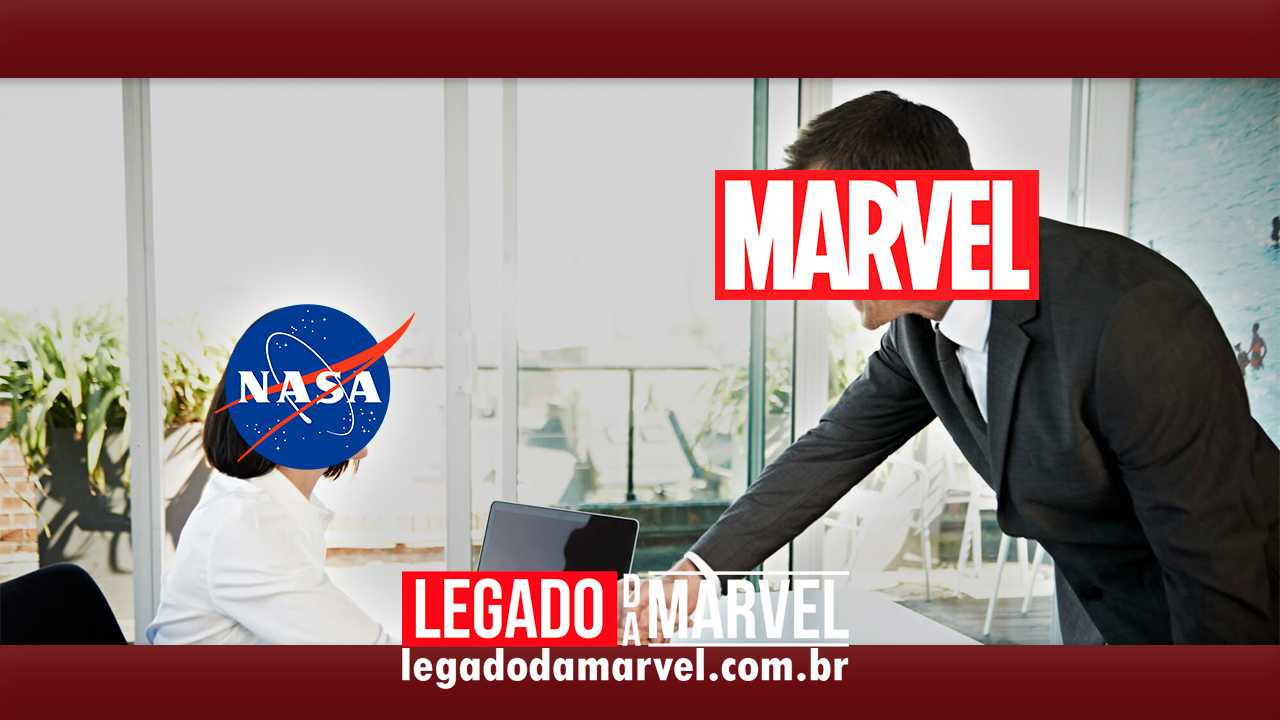 Marvel agradece ajuda da NASA na missão de resgate de Tony Stark!