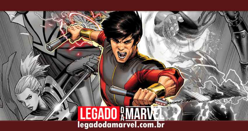 Marvel Studios anuncia filme do Shang-Chi, o Mestre do Kung Fu!