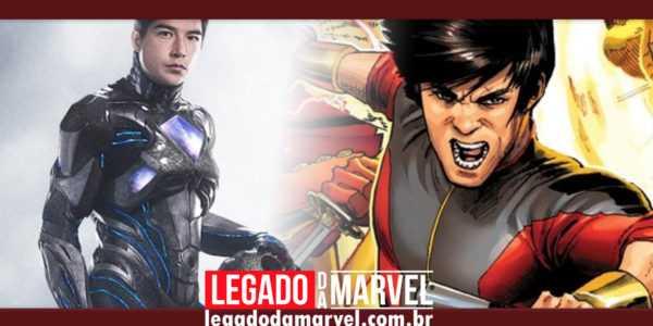 Ludi Lin, ator de Power Rangers, quer interpretar o Shang-Chi!