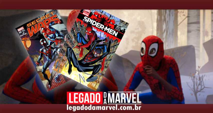 Diretores revelam qual HQ teve maior influência na criação de Homem-Aranha no Aranhaverso!