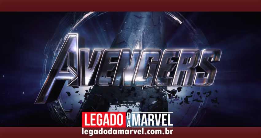 """""""ULTIMATO"""" é o título de Vingadores 4!"""