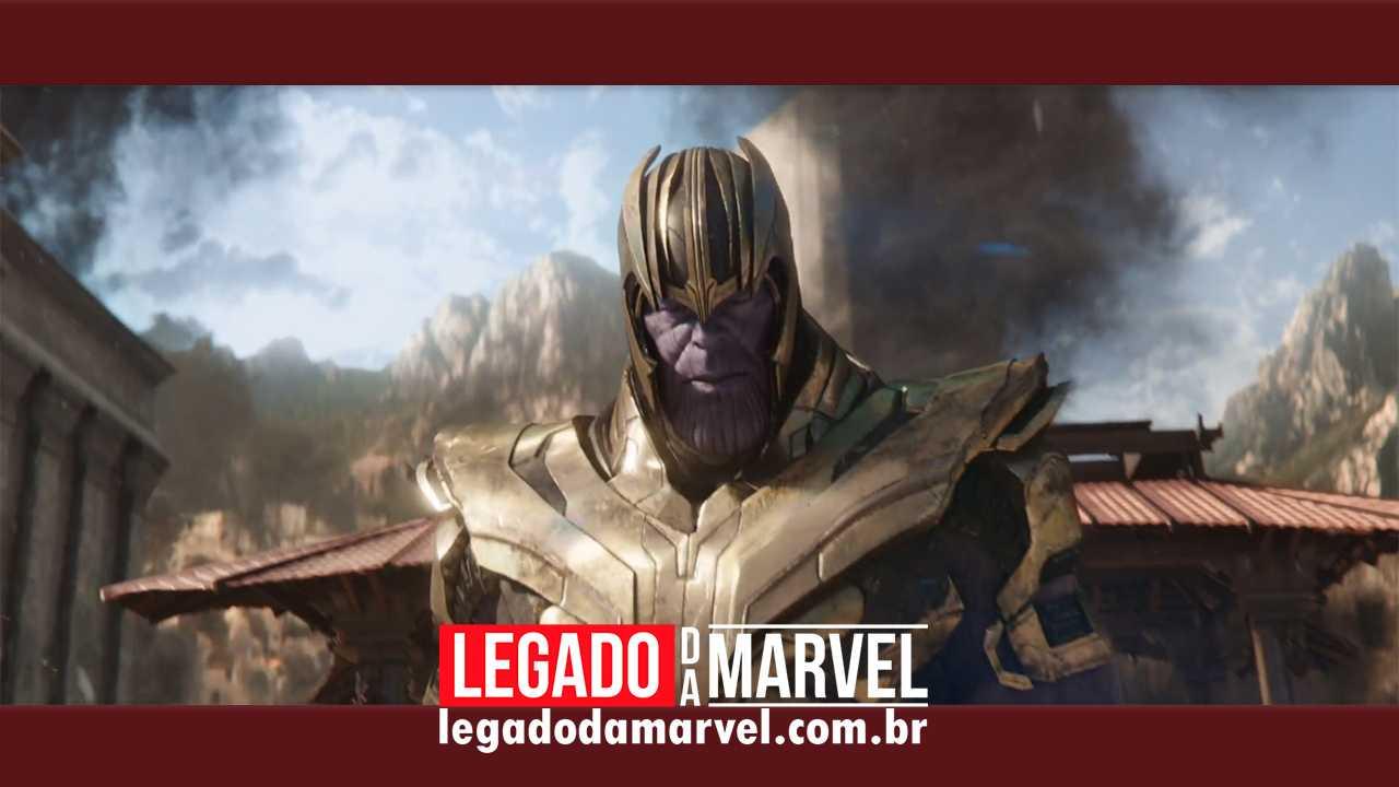 Confira imagem INÉDITA do Josh Brolin como Thanos em Vingadores: Guerra Infinita!