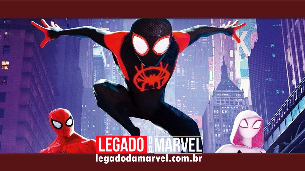 Homem Aranha No Aranhaverso Será O Menor Filme Da Marvel No
