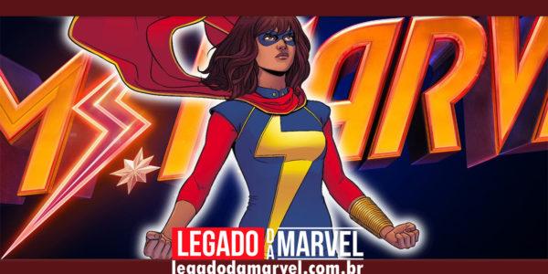 Kevin Feige confirma que a Ms. Marvel também estará nos filmes do MCU! legadodamarvel