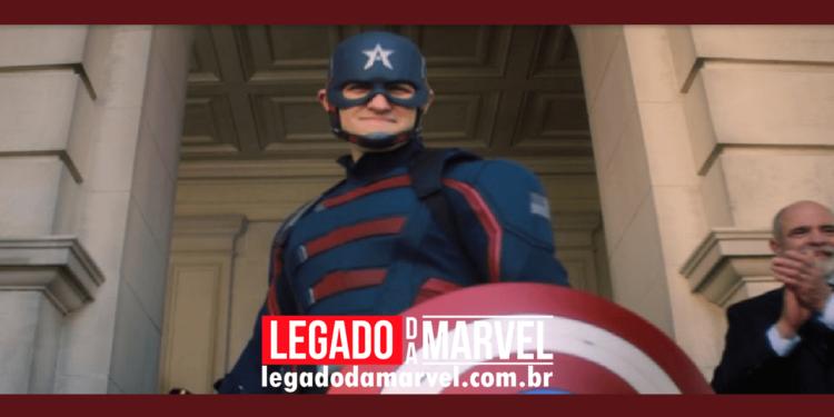 Novo ator do Capitão América revela as diferenças para Steve Rogers legadodamarvel