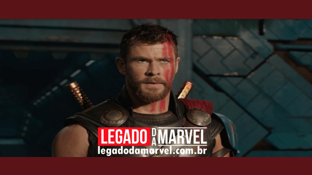 Para os fãs, Thor: Ragnarok é o melhor filme reescrito da Marvel legadodamervel