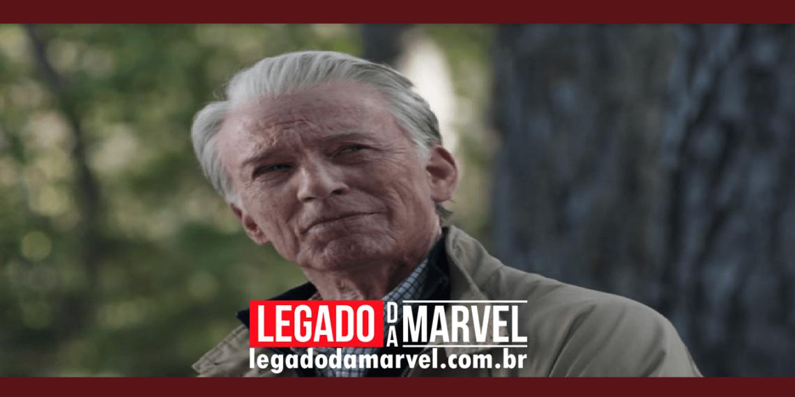 A Marvel mantém sigilo absoluto do que aconteceu realmente com Steve Rogers legadodamarvel