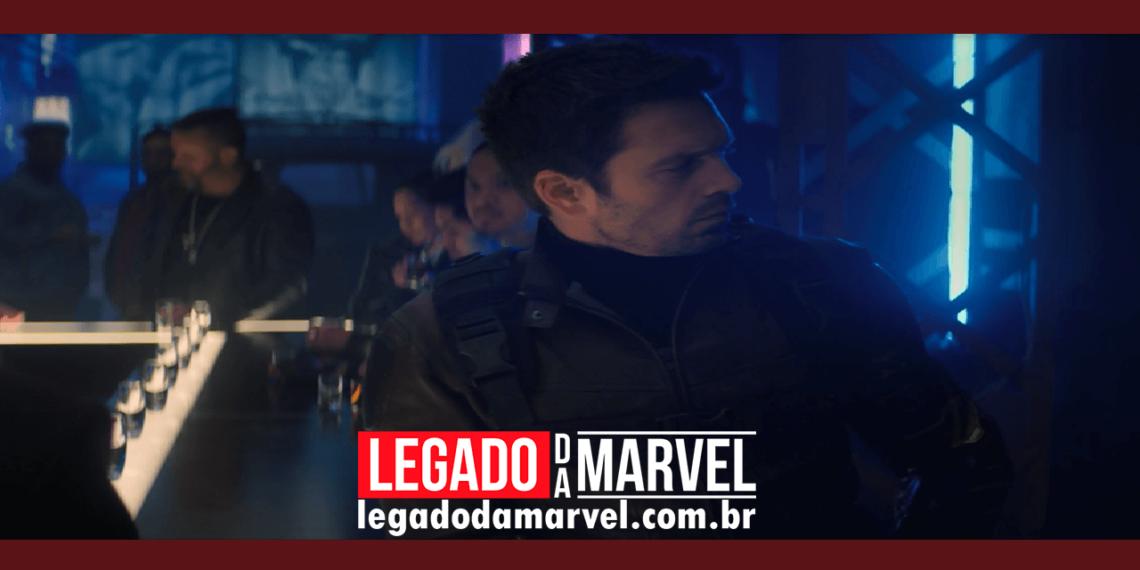 Braço de vibrânio de Bucky possui o mesmo poder do Pantera Negra legadodamarvel