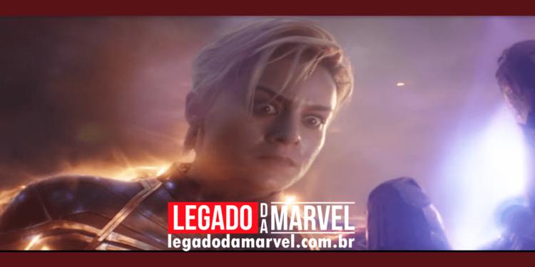 Capitã Marvel 2 começará as filmagens no mês que vem legadodamarvel