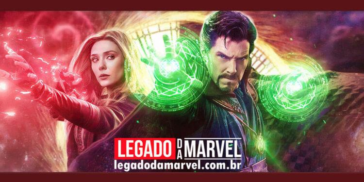 Doutor Estranho 2 Kevin Feige confirma semana final de produção legadodamarvel