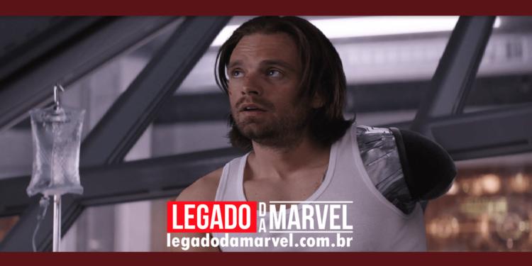 Falcão e o Soldado Invernal Quanto tempo Bucky esteve em Wakanda legadodamarvel