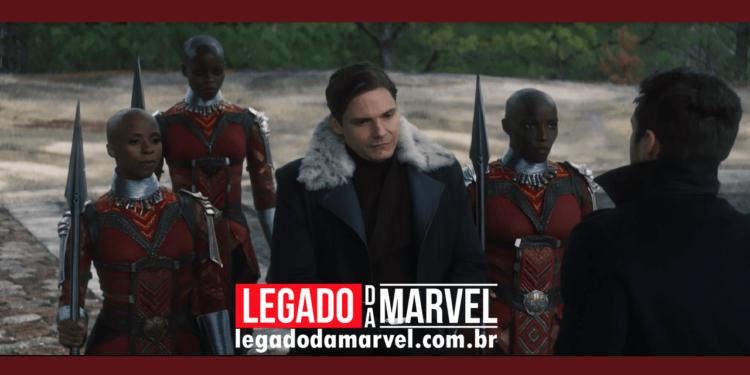 Falcão e o Soldado Invernal Redenção de Bucky com Wakanda pode o levar para Pantera Negra 2 legadodamarvel
