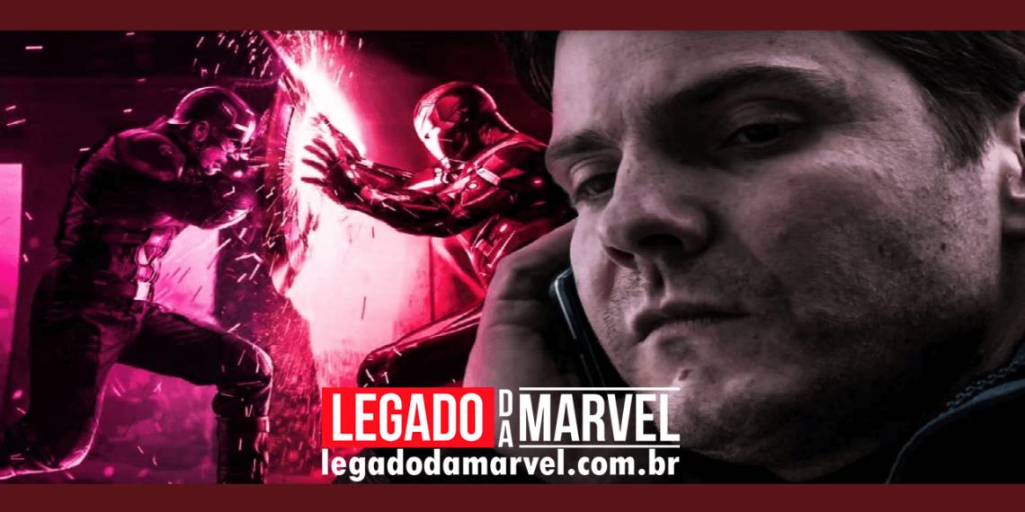 Guerra Civil revelou o motivo do MCU não poder matar Zemo legadodamarvel