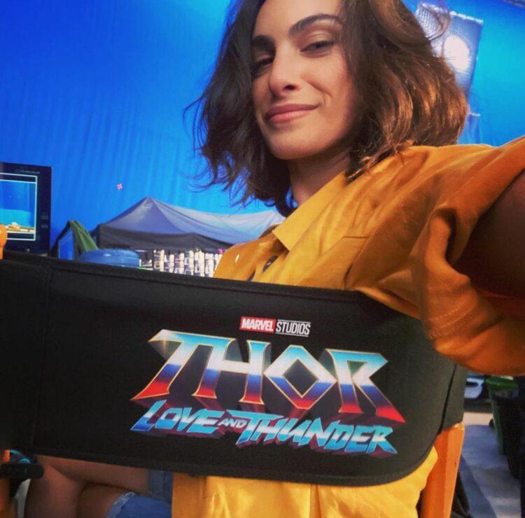 Roteirista de Thor: Amor e Trovão revelou o encerramento das filmagens