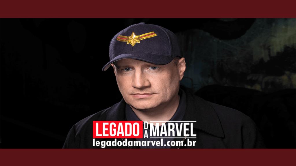 """Kevin Feige revela uma reunião sobre """"Regras do Multiverso"""" na Marvel legadodamarvel"""