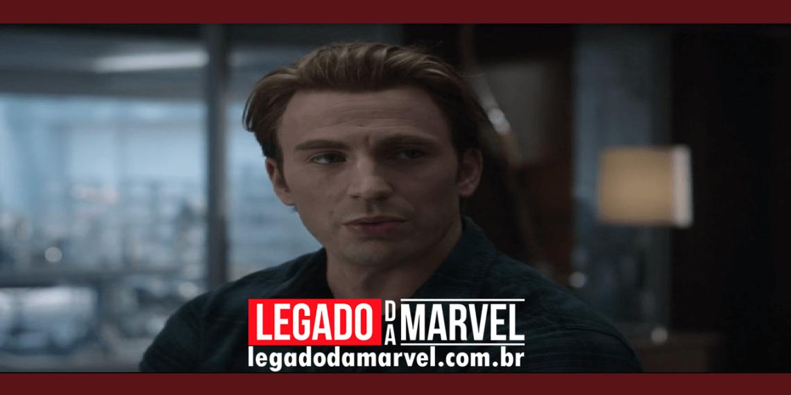 Por que Steve Rogers não apareceu no final de Falcão e o Soldado Invernal legadodamarvel