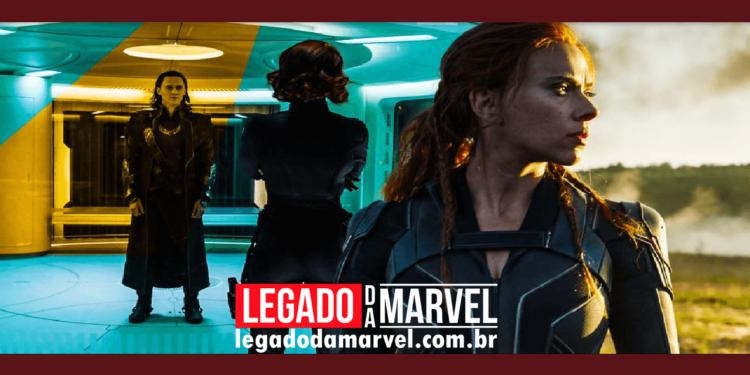 Viúva Negra poderia explicar a cena de Loki e Natasha em Os Vingadores legadodamarvel