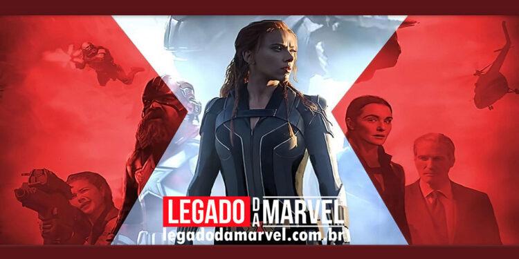 Viúva Negra: Atriz revela que não sabia que voltaria tão cedo para Marvel legadodamarvel