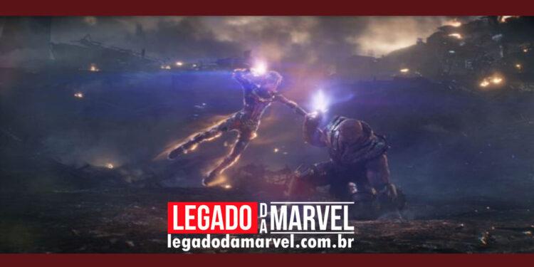 Capitã Marvel vs Thanos Quem é realmente mais poderoso do MCU legadodamarvel