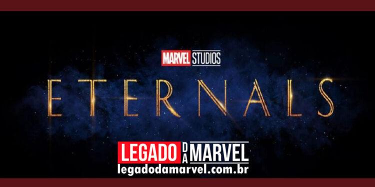 Filme Eternos tem conexão com personagem de Thor Amor e Trovão legadodamarvel