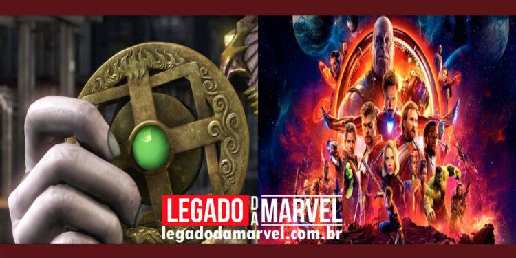 Mortal Kombat cria versão de uma poderosa arma de Vingadores Guerra Infinita e Ultimato legadodamarvel