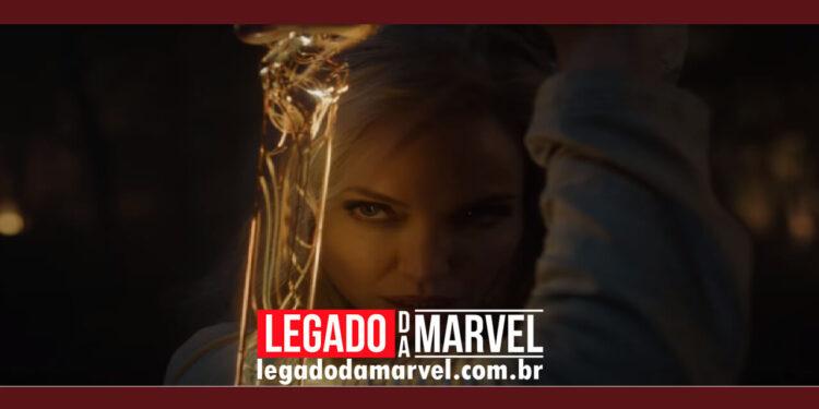 Heróis de Vingadores: Ultimato ganha um pôster no estilo de Eternos - Confira legadodamarvel