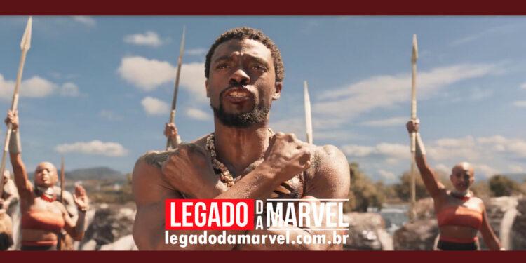 Pantera Negra Wakanda Forever Explicando novo título e por que é perfeito legadodamarvel