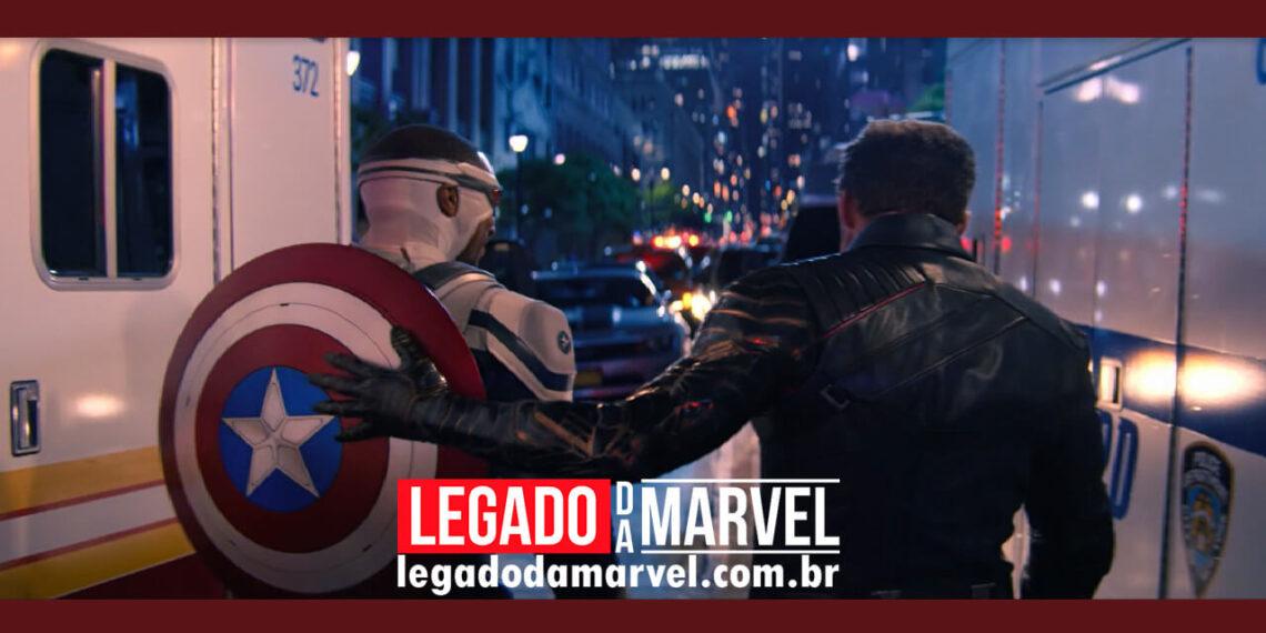 Por que a Marvel errou ao não mudar o nome do soldado invernal de Bucky legadodamarvel
