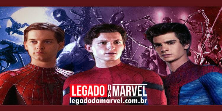 Homem-Aranha 3 deve ser o filme mais longo desde a trilogia de Sam Raimi legadodamarvel legadodamarvel