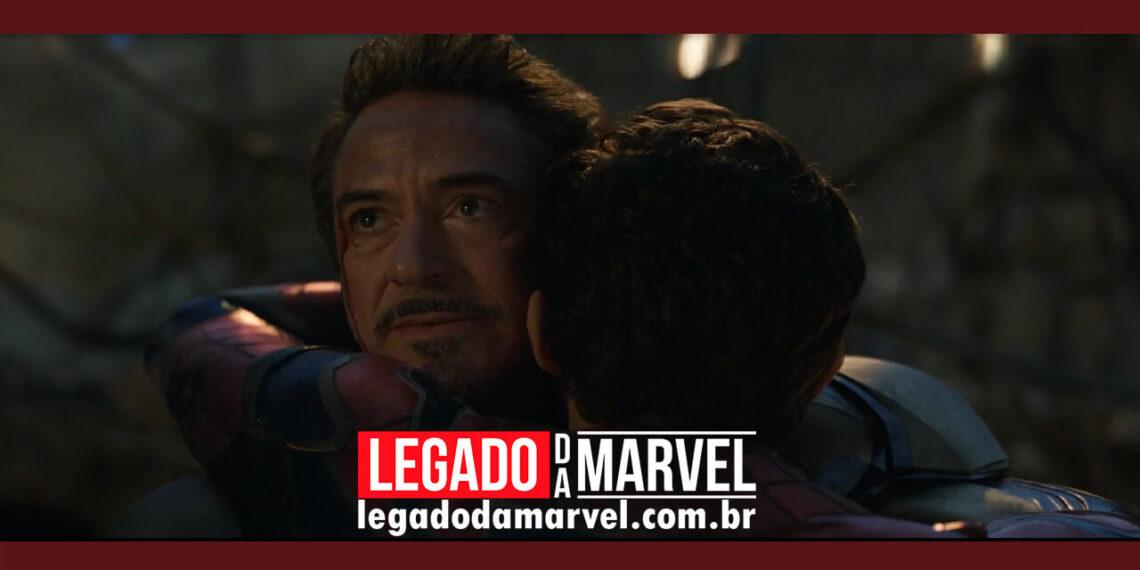 Por que o Homem-Aranha não assume o manto do Homem de Ferro legadodamarvel